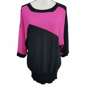 NWT Cable & Gauge batwing sweater